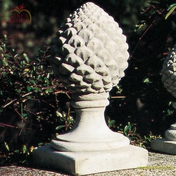 Pigna media cm 47 in pietra ricostituita arredo giardino for Garden arredo giardino